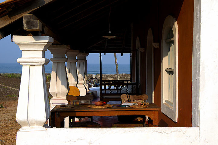 Elsewhere... — Elsewhere veranda