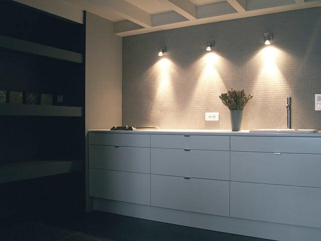 42 Rue Victor Hugo — Kitchen Mezzanine Studio
