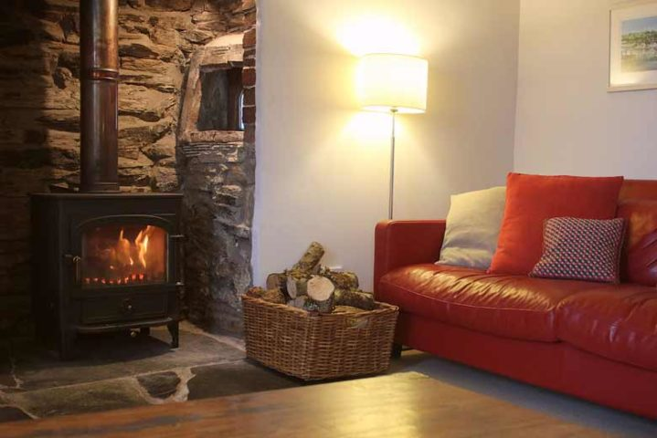 Botelet Cottages — Cowslip cottage sitting room