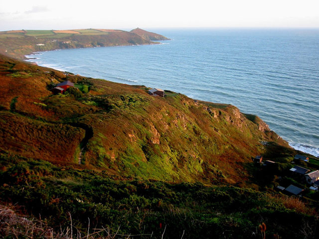 Botelet Cottages — The coast