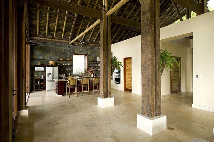 Villa Mayana — Kitchen area