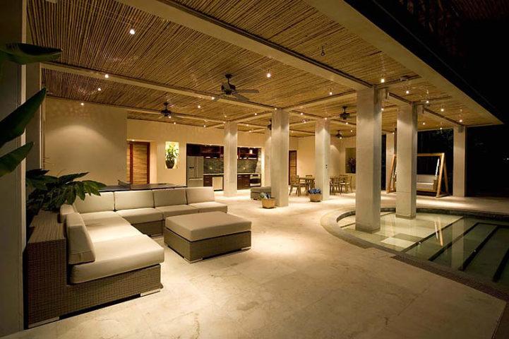 Villa Mayana — Lounge area