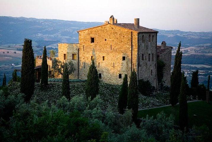 Castello di Vicarello — Castello di Vicarello