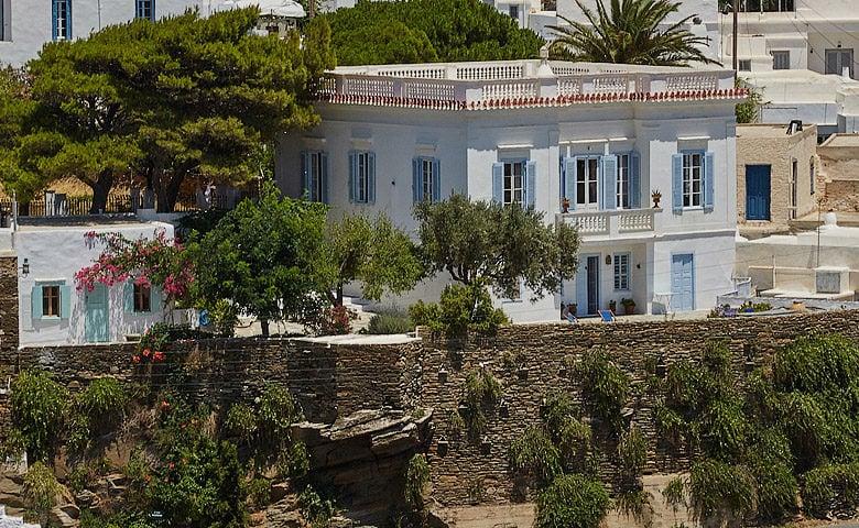 Psacharopoulos House — Psacharopoulos House