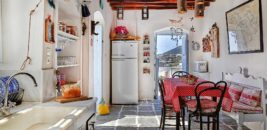 Psacharopoulos House, Sifnos, Cyclades, Greece