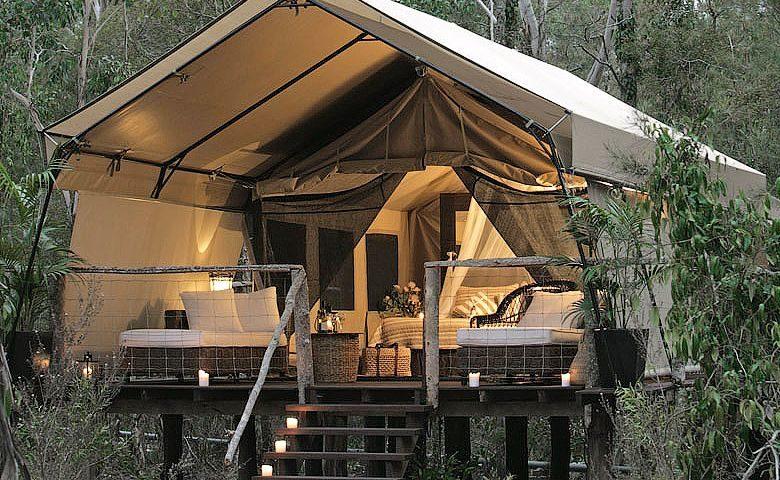 Paperbark Camp — Deluxe Safari Tent