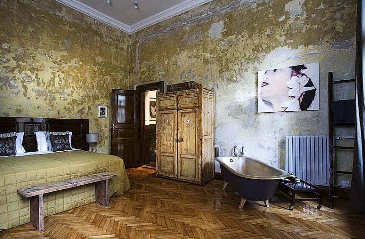 Brody House — Bedroom