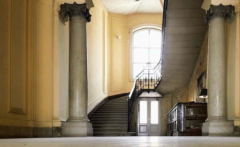 Brody House — Brody House staircase