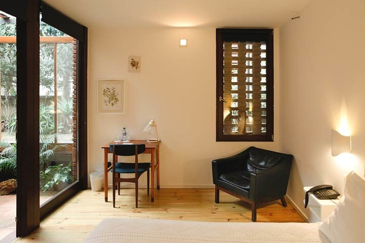 Porto Boutique Hotel — Double Room with patio