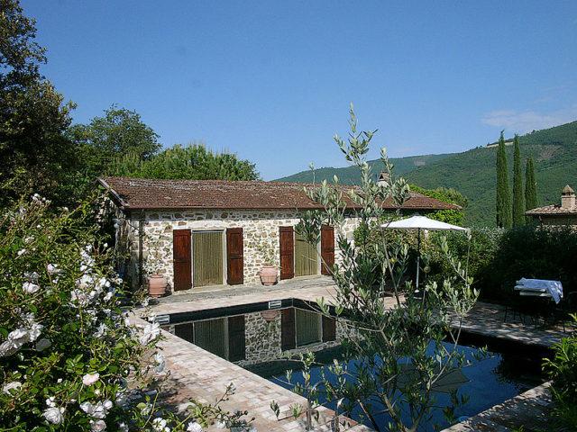 Villa Metato — Villa Metato pool