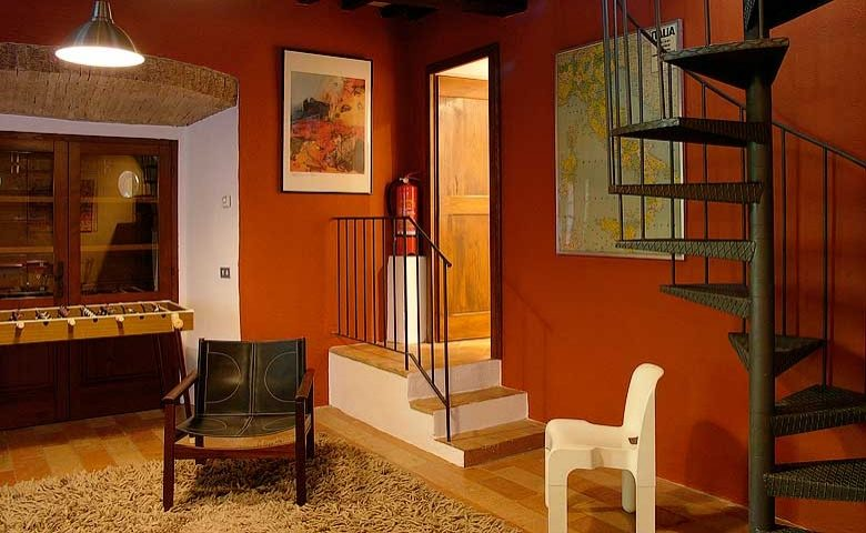 Villa Metato — Downstairs