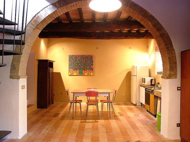 Villa Metato — Kitchen area