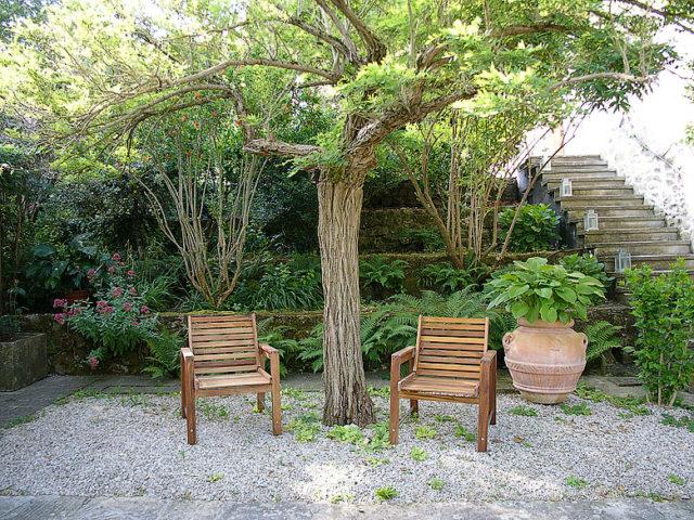 Villa Metato — Outside seating area