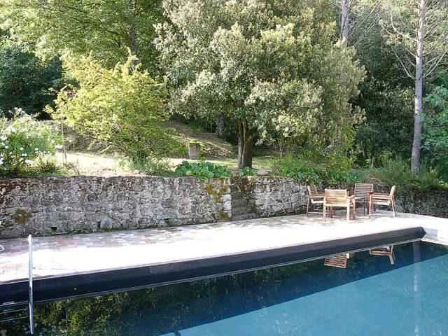 Villa Metato — Swimming pool