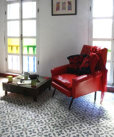 Dar 91 — Wahed living room