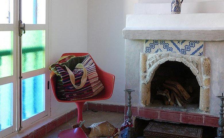 Dar 91 — Wahed fireplace
