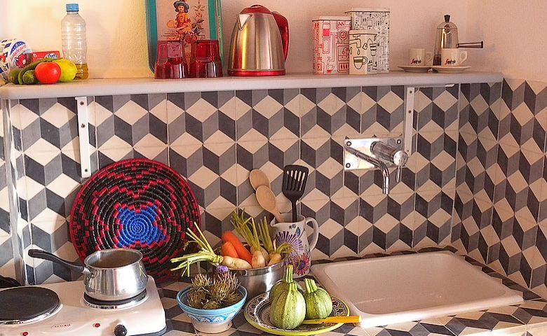 Dar 91 — Tlata kitchen