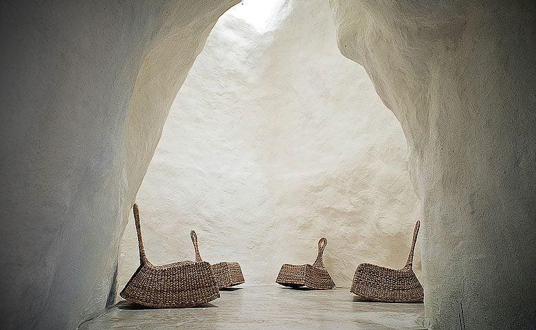 Casa Talía — Casa Talìa cave