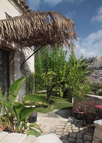 Casa Talía — Scirocco terrace