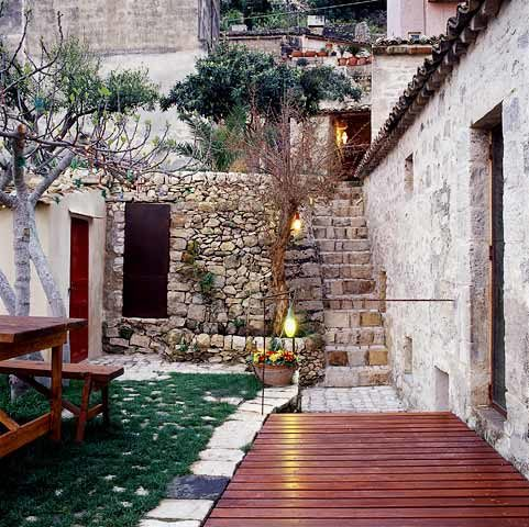 Casa Talía — Casa Talía garden
