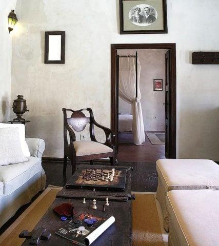 Villa Santorini I — Living area