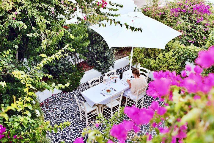 Villa Santorini I — Terrace