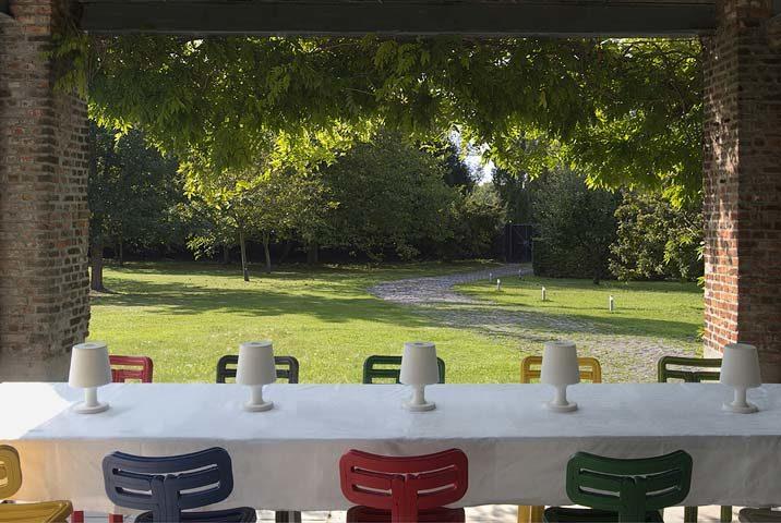 Tielrode — Garden shelter