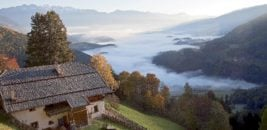 San Lorenzo Mountain Lodge, San Lorenzo di Sebato, South Tyrol, Italy