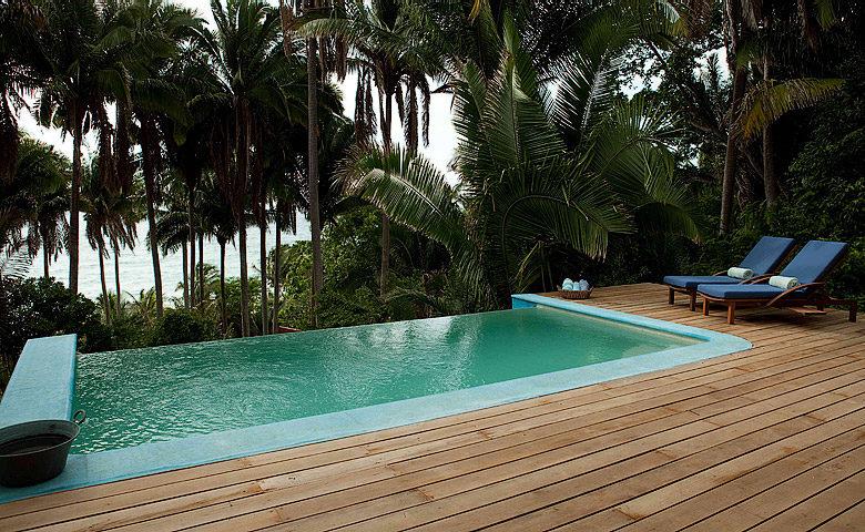 TeiTiare Estate — The pool at Casa Ninamu