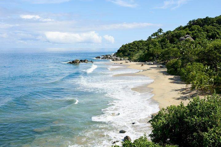 TeiTiare Estate — Private beach