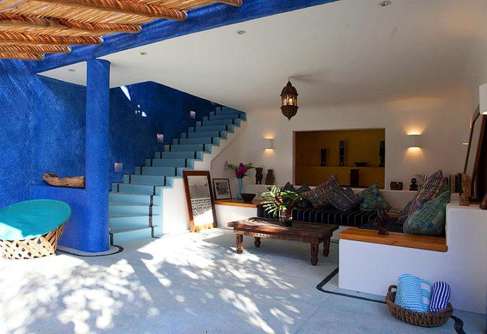 TeiTiare Estate — Casa Ninamu living area