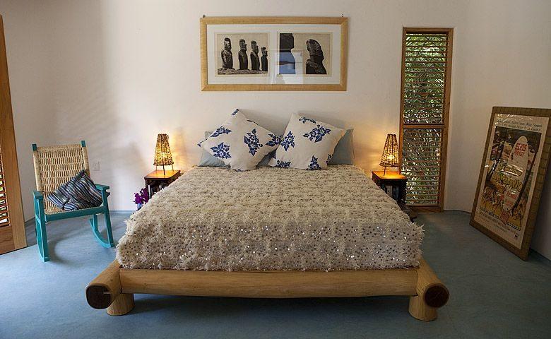 TeiTiare Estate — Casa Ninamu bedroom