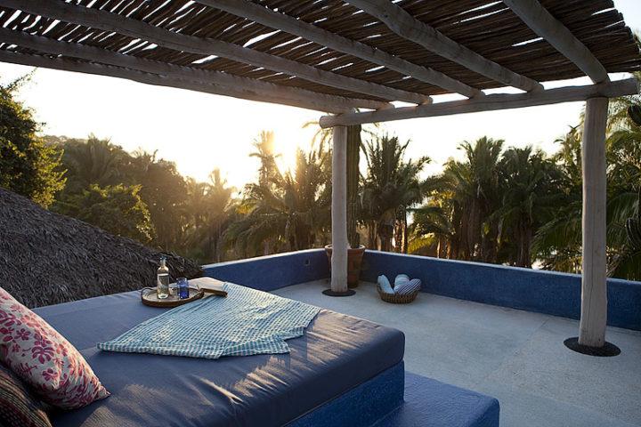 TeiTiare Estate — Casa Ninamu terrace