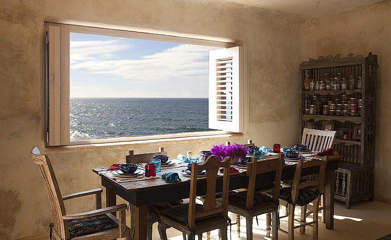 TeiTiare Estate — Casa O'Te Miti dining area