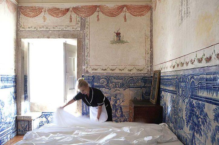 Palácio Belmonte — Ricardo Reis suite