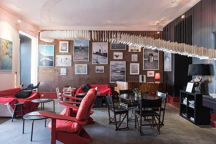 Palácio Belmonte — Belmonte cultural cafe