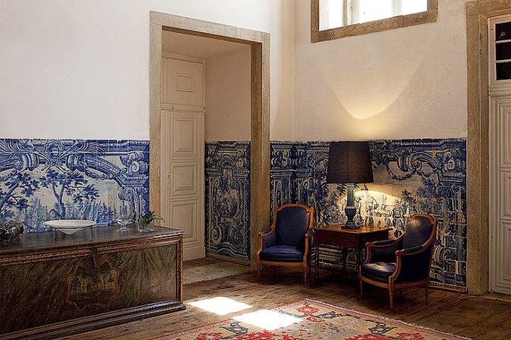Palácio Belmonte — Palácio Belmonte interior