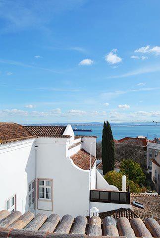 Palácio Belmonte — Gil Vicente suite view