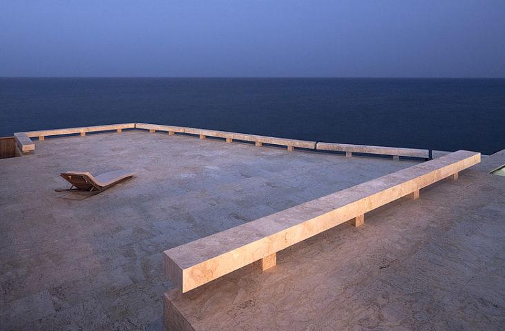 Casa Kimball — Ocean view from terrace