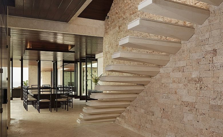 Casa Kimball — Casa Kimball interior