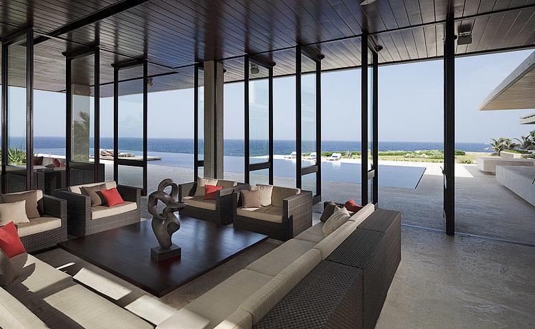 Casa Kimball — Casa Kimball lounge area