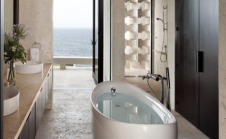 Casa Kimball — Casa Kimball bathroom