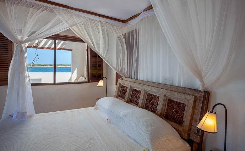 Forodhani House — Bedroom