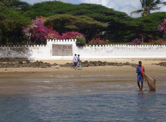 Forodhani House — Lamu Beach