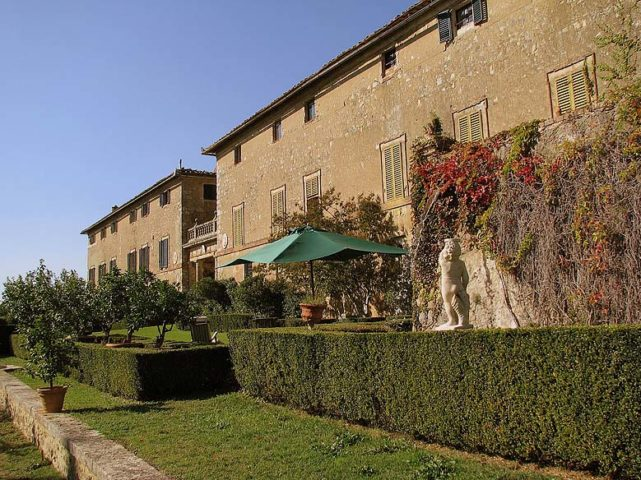 Chianti Villa — Chianti Villa exterior
