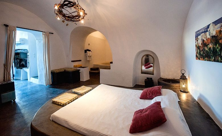 Villa Santorini II — Bedroom