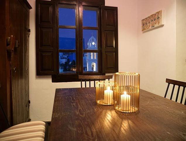 Villa Santorini II — Dining area
