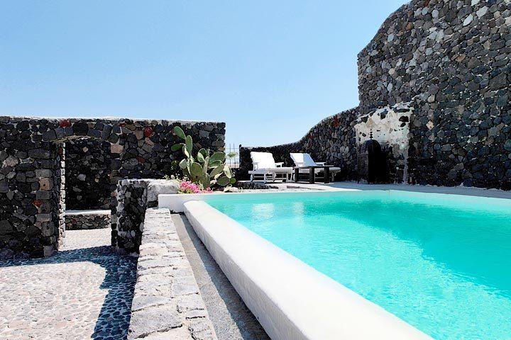 Villa Santorini II — Pool