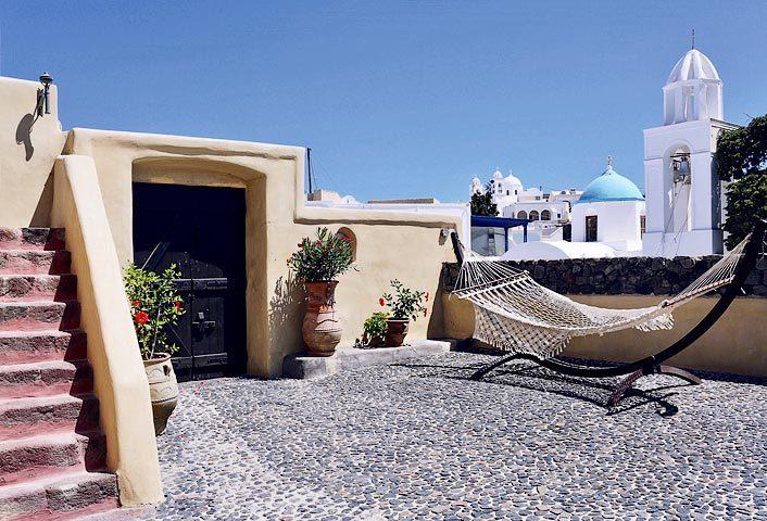 Villa Santorini II — Terrace