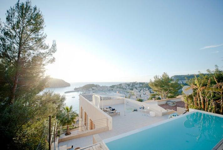 Mallorca Beach House — View of Port de Sóller
